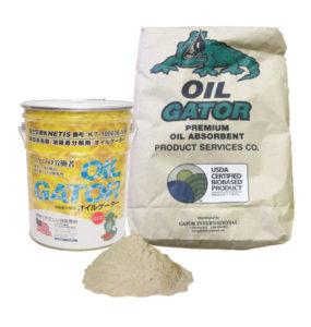 油吸着分解剤オイルゲーター